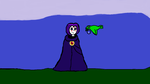 Raven And BeastBoy by Snowleopard2801