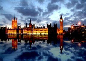 House of Parliament Edit by squarepush