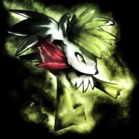 Shaymin-S by Yilx