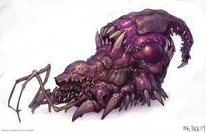 Alternate Infestor by Mr--Jack