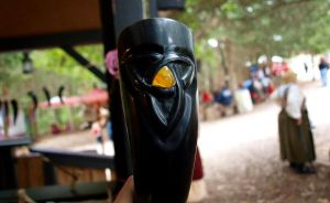Drinking horn by AncientXcess