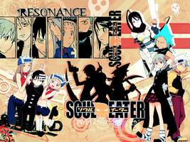 Soul Eater wallpaper by RollingStar89