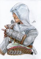 Altair (cosplay RBF-productions-NL) - finish by SilentBodomLake
