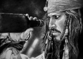 But Why Is The Rum Gone? by StacyMB