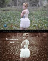 Remember you - Lightroom Preset by TheGlobalVariety