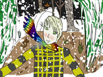 Fall is ending/Winter on it's it's way! by Art-game-lover