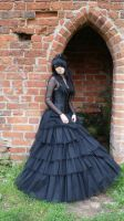 ...Gothic Queen... by Black-Ofelia-Stock