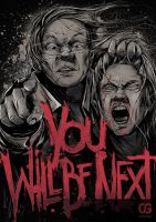 SHANG TSUNG: YOU WILL BE NEXT by Bakerrrr