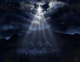Holy Night by Ayeri