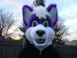 Grape wolf 1 by Nevask