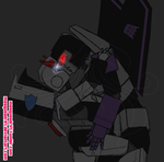 TF: Even Moar Skywarp x Prowl by Masqueadrift