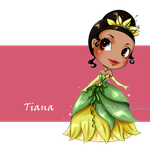 Tiana by Sophie-A-Elie