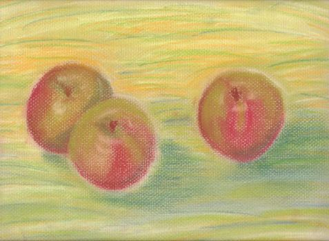 Apples by cLaAaNdEsTiNe