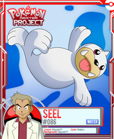 Pokemon - Seel by PokemonDexterProject