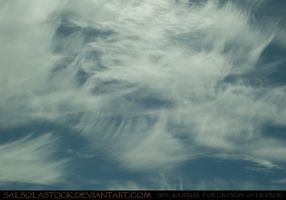 Mare's Tails 1 by SalsolaStock