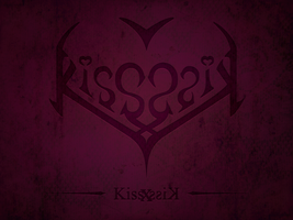 KissxssiK Logo by sampdesigns