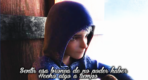 WALLPAPER.~ Jack Frost_A Tiempo by Solita-San