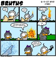 Brutus - 143 - Fire by chelano