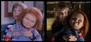 Chucky doll 02 by VincentSharpe