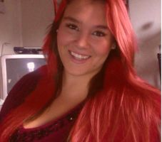 Bigcutie Britt Face 2012 Bright Red Hair by ENT2PRI9SE