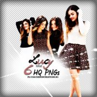 Lucy Hale PNG PACK by DesignCreationsOffi