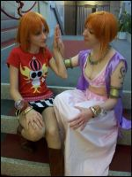 Nami and Nami 2 by Eloare