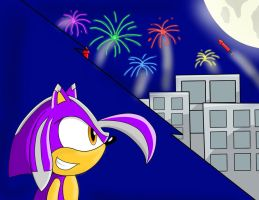 A New Year...A New Me... by speediothehedgehog