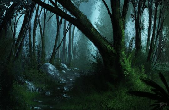 Forest Concept by typeATS