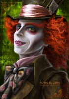 Mad Hatter. by jen-and-kris