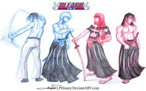 Bleach Wallpaper 08 by LPDisney