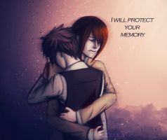DGM I will protect by Delila2110