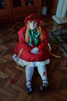Rozen Maiden - Little Rose by CherryMemories