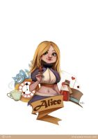 Alice by sab-m