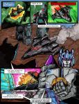 Transformers: Oblivion #3 page 4 by Optimus8404