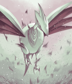 Day17 [STEEL] Skarmory by Rock-Bomber