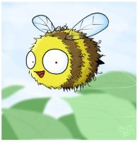 Frizz-Bee by benhaith