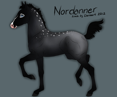 5492 Foal Design by KonaKinz