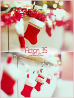 Action 35 + PSD by diastereomer