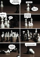 Love + War - The Chess Story by SynKreation