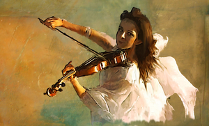 Earth Goddes  Large by ryu716