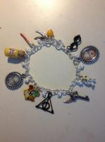 Harry potter bracelet by Gemicore