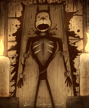 BatIM - Who's Laughing Now? by Atlas-White