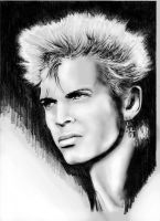 billy idol by harrynotlarry