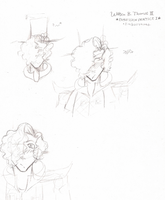 Willson embarrassed expressions by SpidersCircus