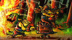 TECHIES by Pseudogiant