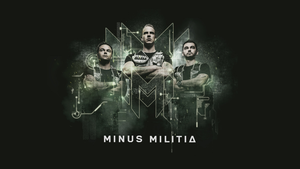 Minus Militia wallpaper #2 by OfficialMakarov1