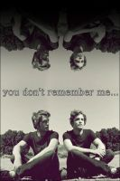 you don't remember me... by Ruum