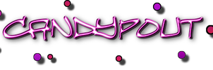 CandyPout Logo by GhostlySinger