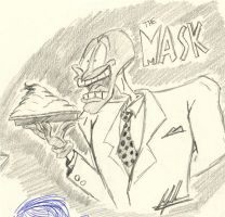 The Mask by Cliff-Roswell