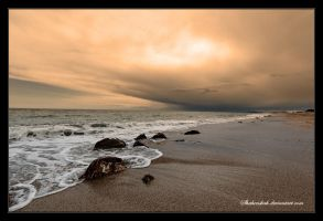 Stormy afternoon by Shahenshah